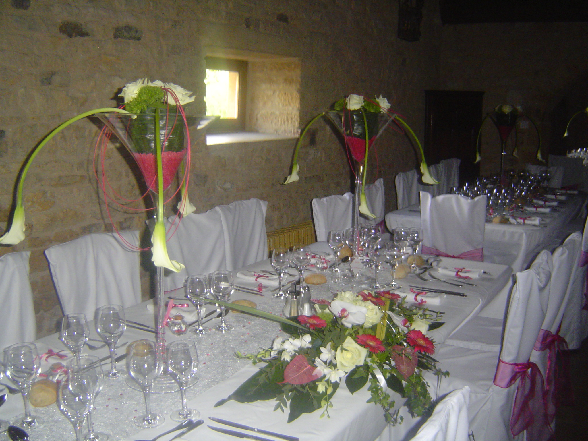 Décorations tables