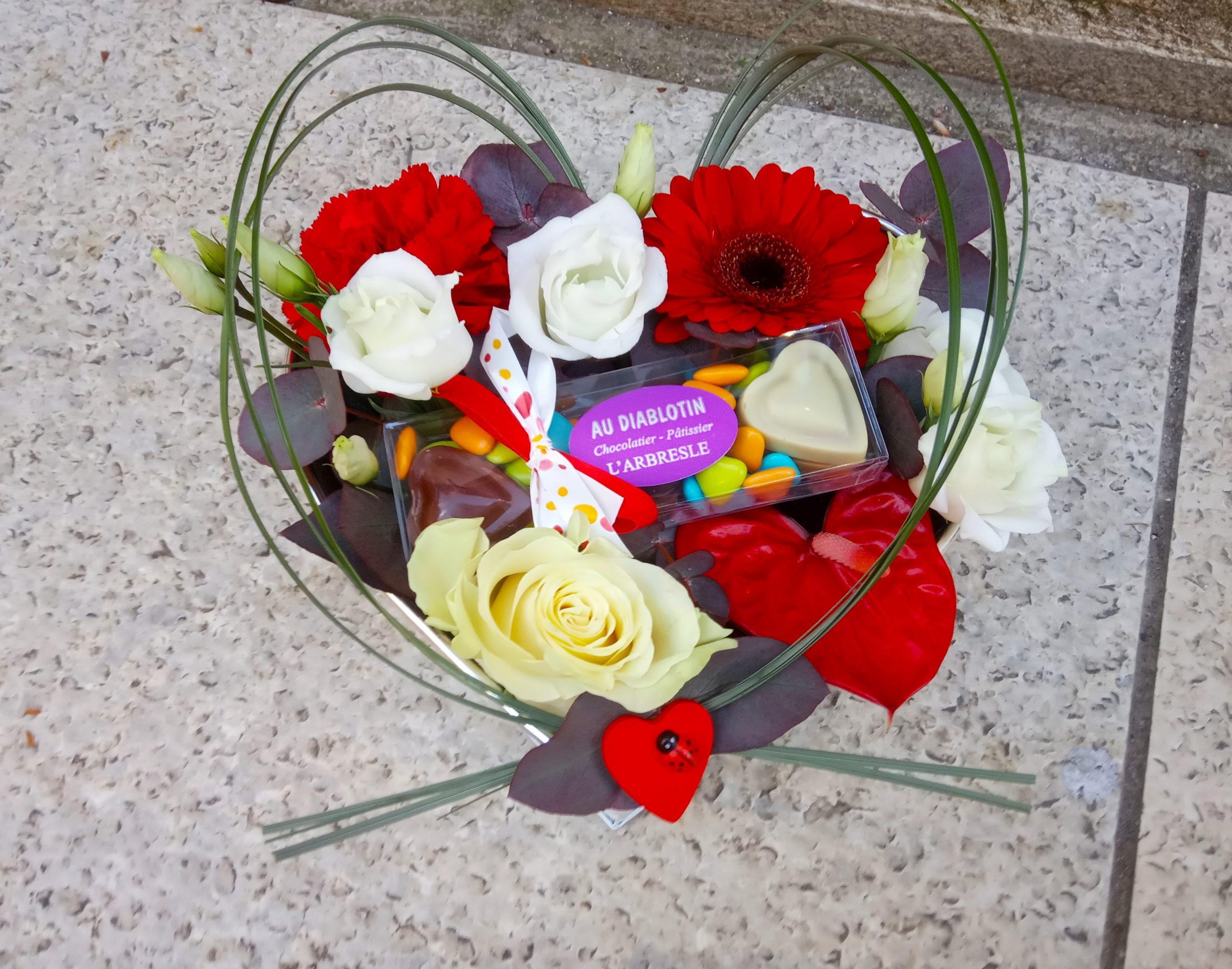 Créations Saint Valentin
