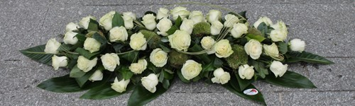 Dessus cercueil