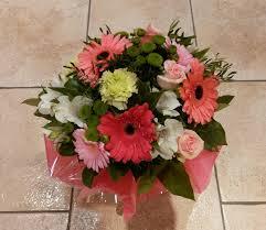 Bouquet rond bulle